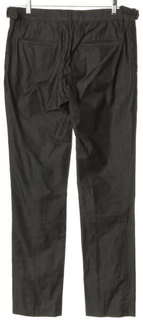 RAG & BONE Gray Slim Fit Skinny Ankle Dress Pants