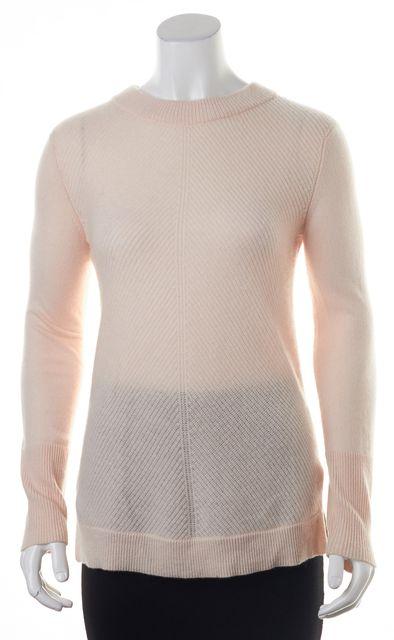 RAG & BONE Pink Cashmere Crewneck Sweater
