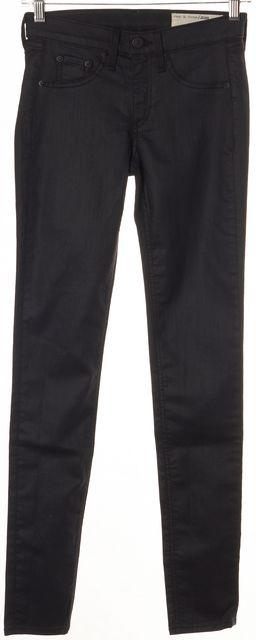 RAG & BONE #W15031585 Black Leggings