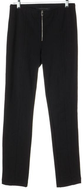 RAG & BONE Black Elastic Waist Casual Pants Leggings