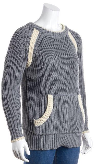 RAG & BONE Gray Crewneck Sweater