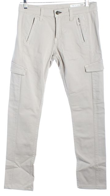 RAG & BONE Beige Cargo Pants