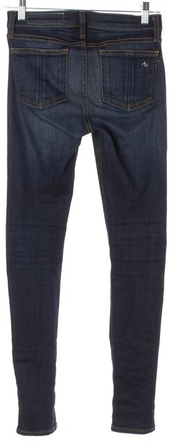 RAG & BONE/JEAN Blue Skinny Jeans
