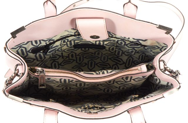 REBECCA MINKOFF Pink Leather Satchel