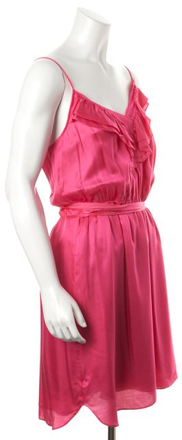 REBECCA TAYLOR Pink Sheath Dress