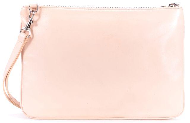 SANDRO Pink Duo Envelop Crossbody Shoulder Bag