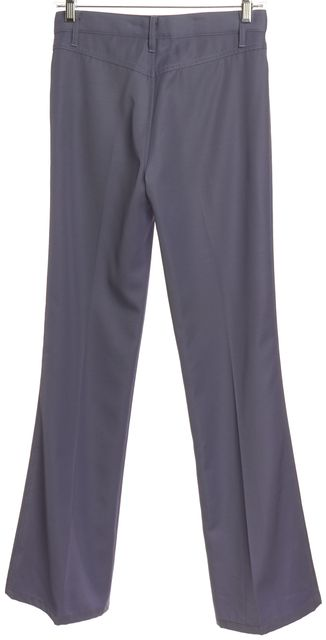 SEE BY CHLOÉ Blue Wool Casual Pants