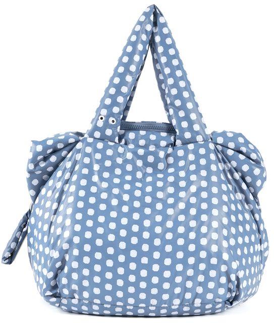 SEE BY CHLOÉ Blue Nylon Tote Shoulder Bag