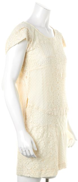 SEE BY CHLOÉ Ivory Lace Dress