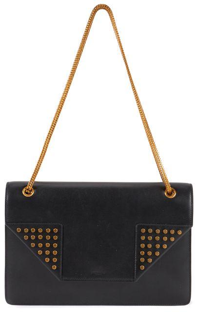 SAINT LAURENT Black Betty Studded Leather Shoulder Bag