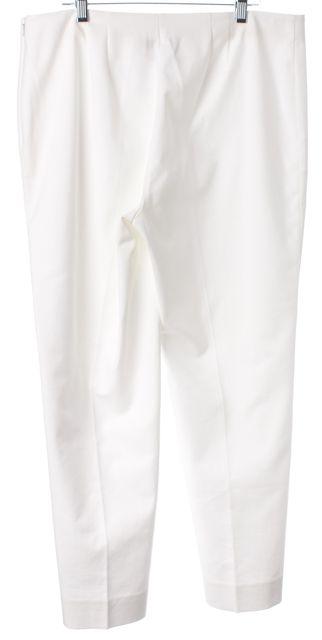 ST. JOHN White Dress Pants