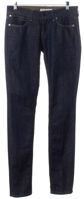 STELLA MCCARTNEY Blue Dark Skinny Jeans