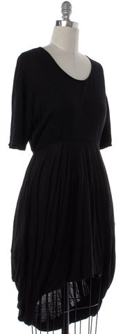 STELLA MCCARTNEY Black Bubble Dress