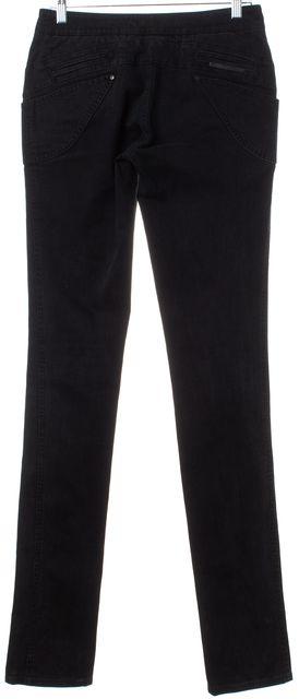 STELLA MCCARTNEY Dark Gray Skinny Jeans