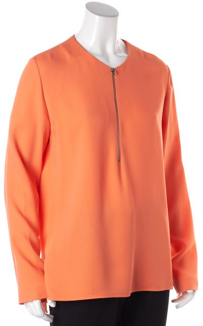 STELLA MCCARTNEY Orange Tunic Top