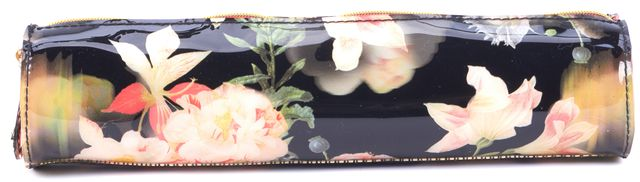 TED BAKER Multi-color Floral Case Cosmetic Bag