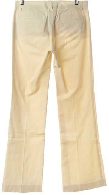 THEORY Ivory Casual Pants