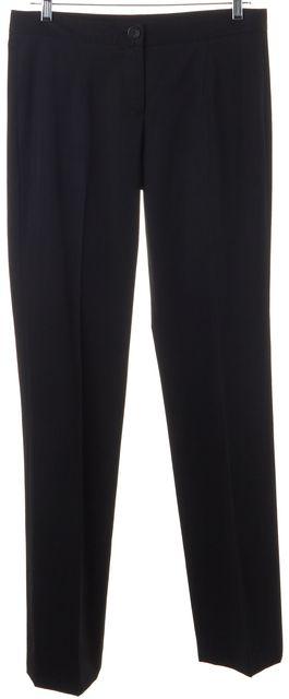 THEORY Black Slim Fit Dress Pants