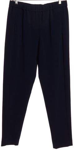 THEORY Blue Casual Pants