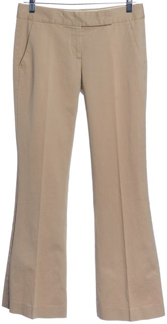THEORY Beige Casual Pants