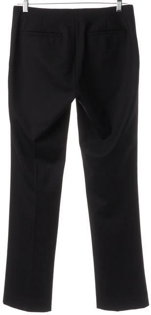 THEORY Black Wool Casual Pants