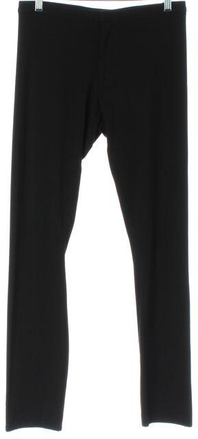 THEORY Black Slim Fit Classic Stretch Skinny Leg Leggings