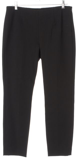 THEORY Black Trousers Pants