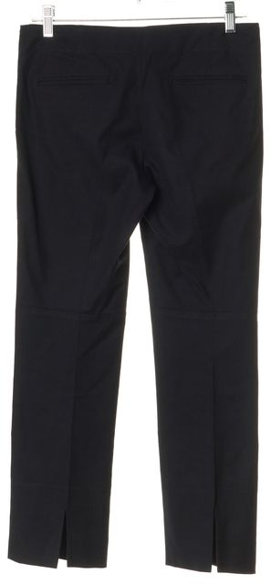 THEORY Navy Blue Casual Pants