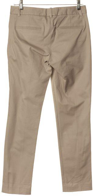 THEORY Beige Testra Bistretch Dress Pants
