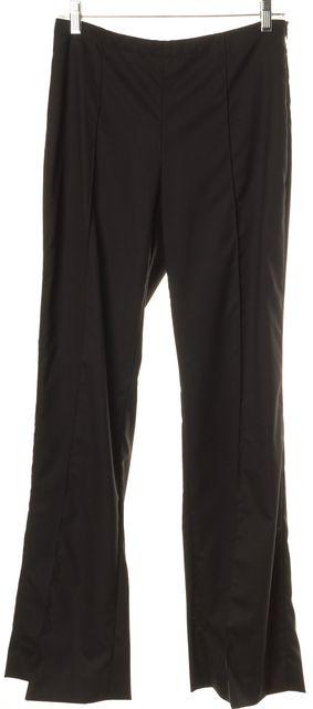 THEORY Black Wool Dress Pants