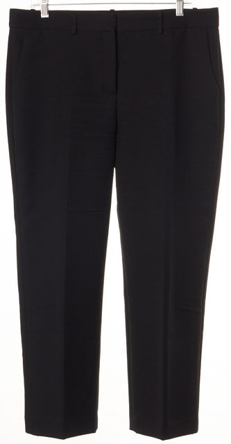 THEORY #G0105222 Black Casual Pants