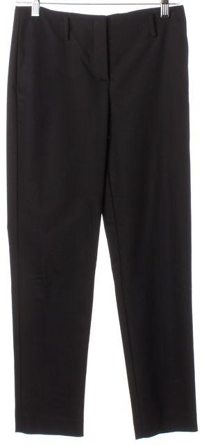 THEORY Black Bedina Pavia Trouser Dress Pants