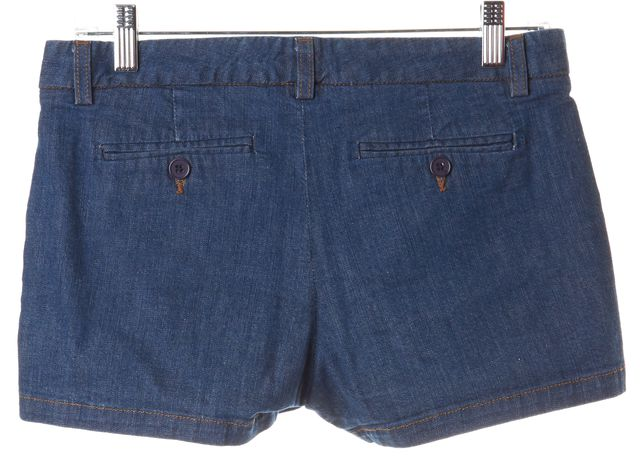 THEORY Blue Casual Shorts