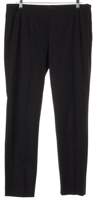 THEORY Black Casual Dress Pants