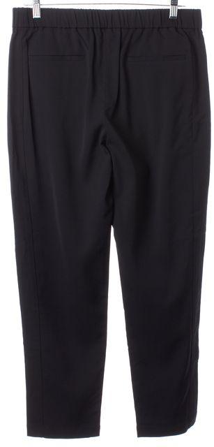 THEORY Black Korene Debut Cropped Trouser Dress Pants