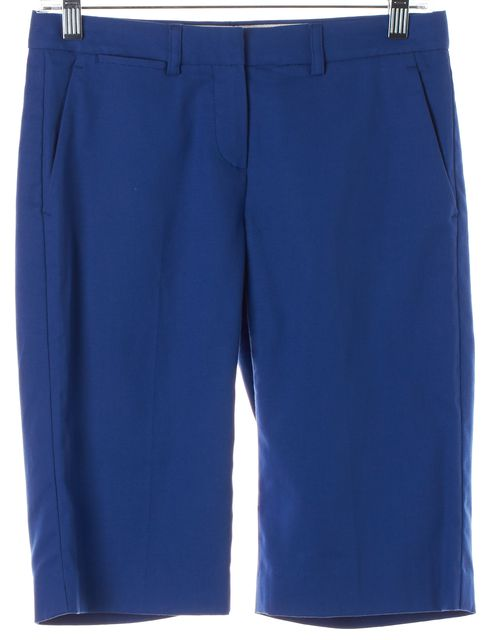 THEORY True Blue Casual Long Shorts