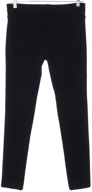 THEORY Black Button Up Casual Legging Pants