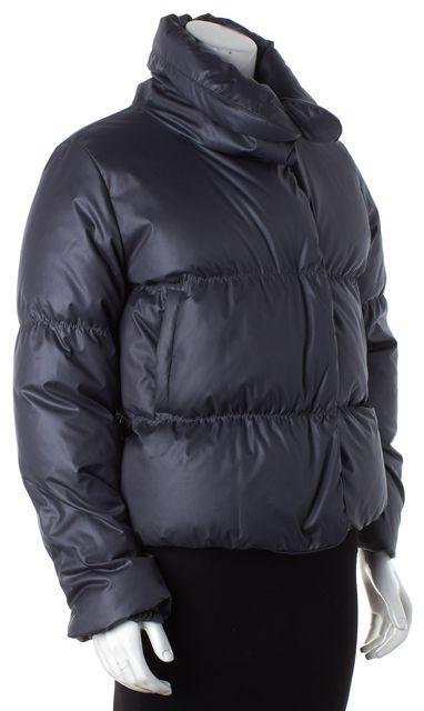 THEORY Gray Bomber Basic Jacket
