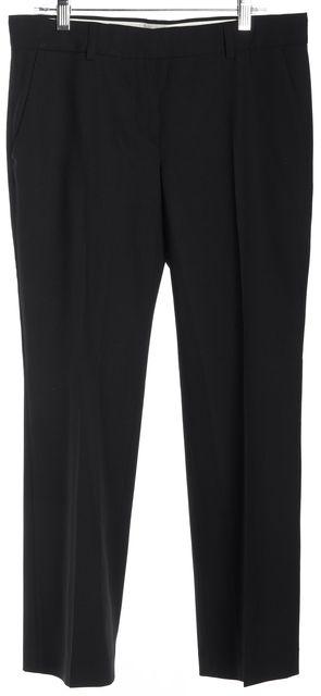 THEORY Black Wool Calvan C Dress Pants