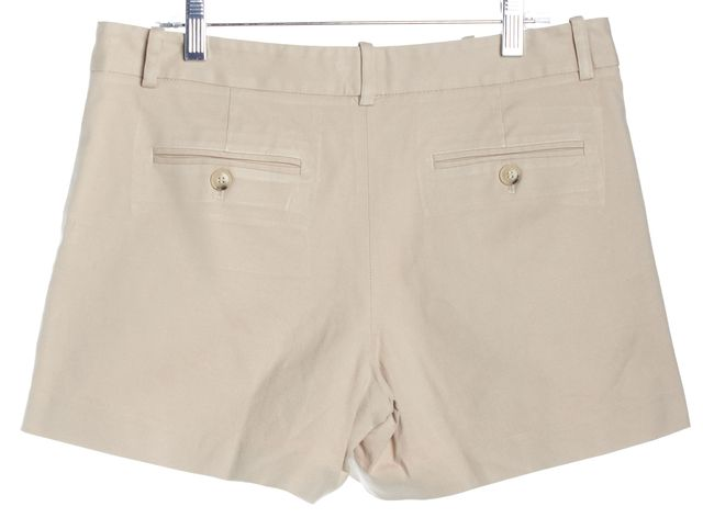 THEORY Beige Khaki, Chino Shorts