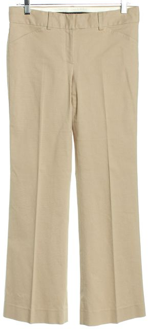THEORY Khaki Beige Casual Pants