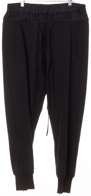 THE KOOPLES Black Casual Trousers Pants