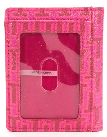 TORY BURCH Pink Multi Color Card Case
