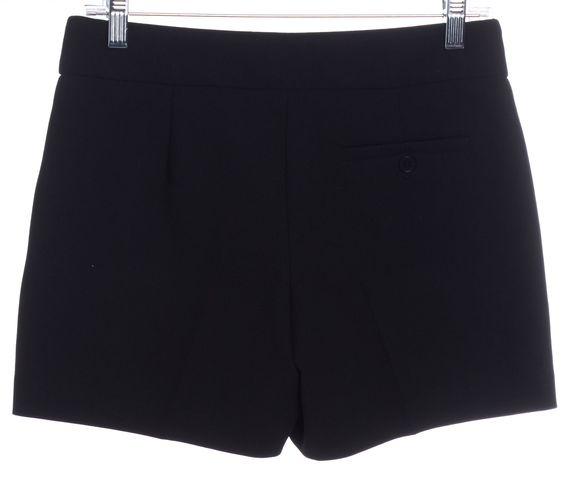TRINA TURK Black Dress Shorts