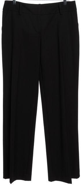 TRINA TURK Black Wide Leg Dress Pants