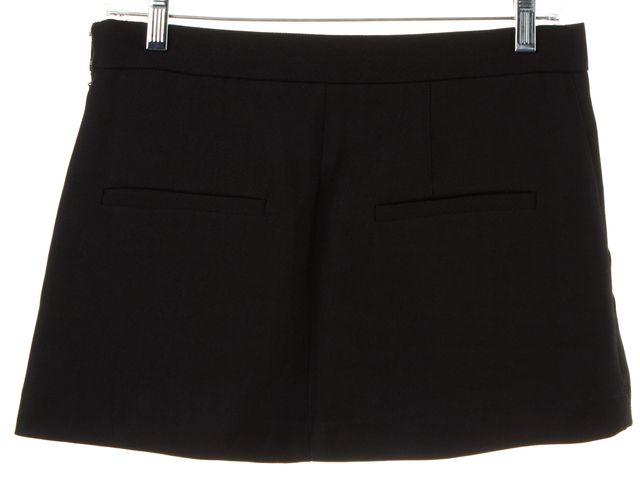 THEYSKENS' THEORY Black Pleated Mini Skirt