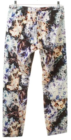 THEYSKENS' THEORY Multi-color Printed Trousers Pants