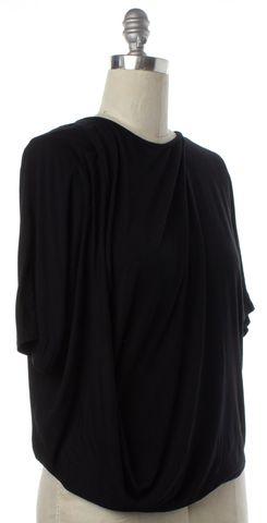 VINCE Black Micromodal T-Shirt