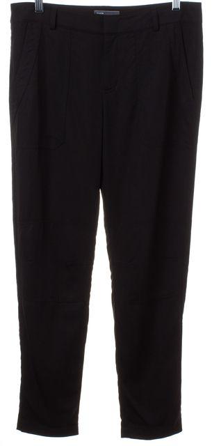 VINCE Black Cargo Slim Pants