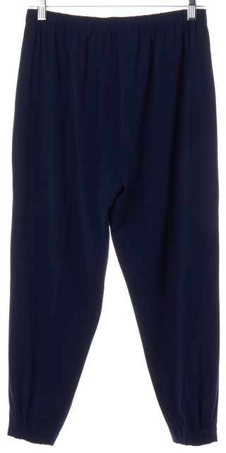 VINCE Blue Casual Pants